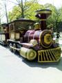 大阪城公園 移動交通システム 移動交通システムロードトレイン