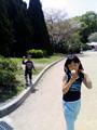 大阪城公園 アイスクリン