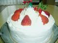 クリスマスケーキの作り方