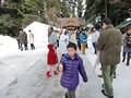 初詣 剣神社