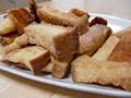 簡単 食パン耳 ラスク レシピ