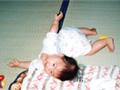 生後6ヶ月の女の赤ちゃんの写真
