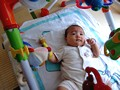 生後3ヶ月 育児 成長記録 ベッドメリー