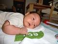 生後3ヶ月 育児 成長記録 首すわり