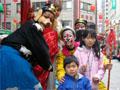 神戸 南京町 春節祭り 西遊記