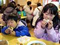神戸 南京町 春節祭り 屋台