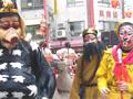 神戸 南京町 春節祭り 祭壇