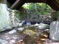 枚岡公園 川遊び