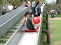 鴻ノ巣山運動公園(城陽市総合運動公園) ローラー滑り台