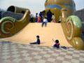 久宝寺緑地公園 滑り台
