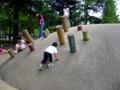 長居公園 遊び場