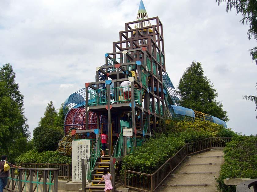 花博記念公園鶴見緑地 大型遊具