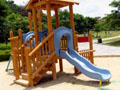 京都府立 山城総合運動公園 幼児用滑り台