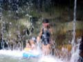西猪名公園 滝