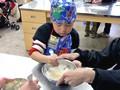 滋賀農業公園ブルーメの丘 メロンパン手作り体験工房