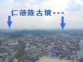 堺市役所の展望台