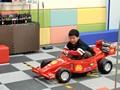 ファンタジーキッズリゾート レーシングカー