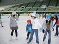 なみはやドーム アイススケート教室