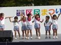 都島区の区民祭り