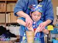 1日陶芸体験(焼き物) 晋六陶芸館 京都