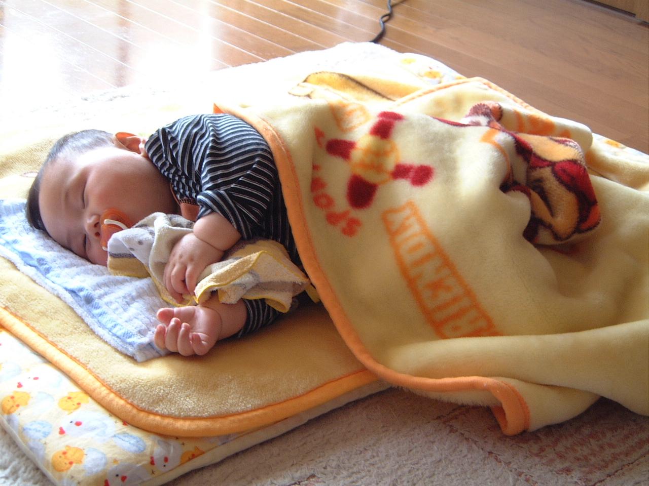 男の赤ちゃん 生後7ヵ月