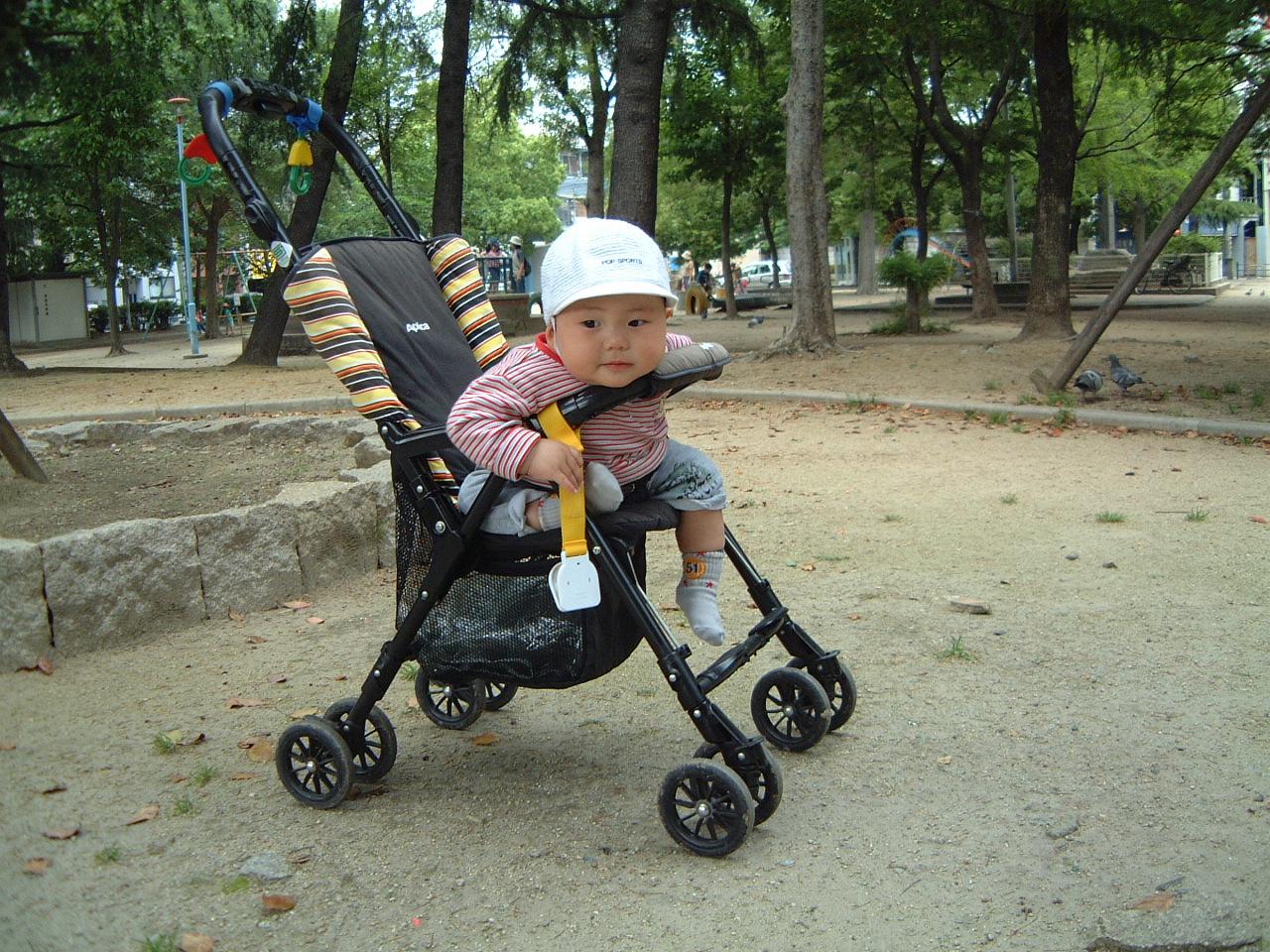 男の赤ちゃん 生後8ヵ月