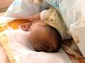 新生児 育児 寝相