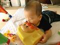 生後5ヶ月 育児 成長記録 歯