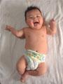 生後4ヶ月の赤ちゃんの写真