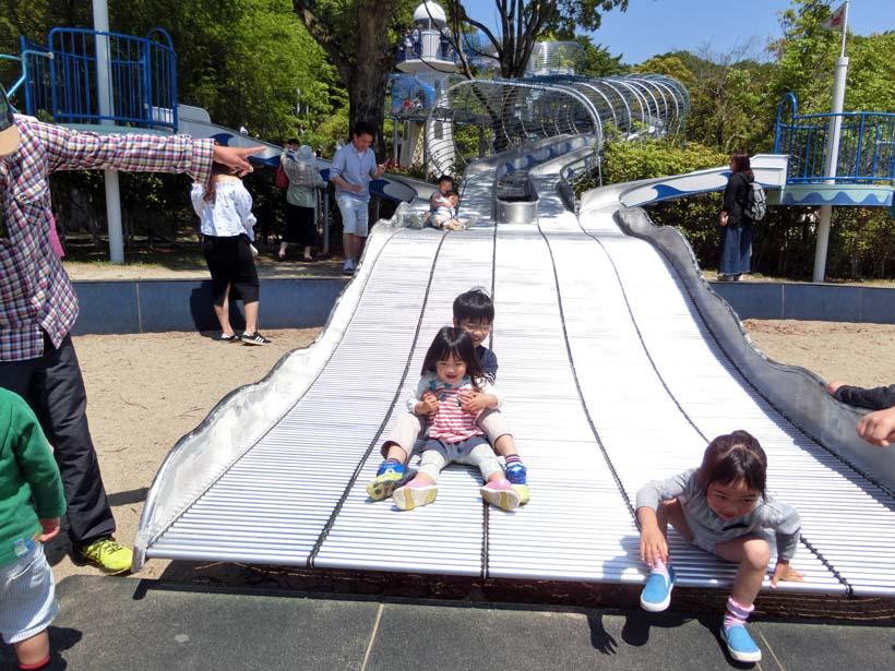 淡路島公園 ローラースライダー