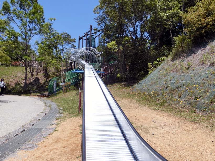 淡路島公園 急流スライダー
