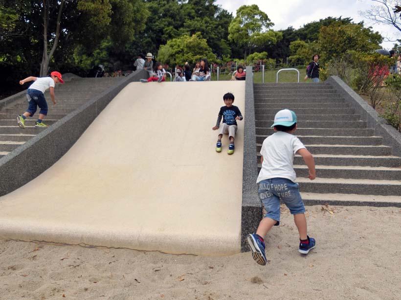 淡路島公園 滑り台