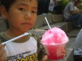 オーサカキング2008(オーサカキンギョ) カキ氷