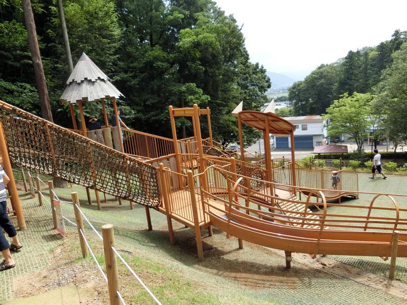 西山公園 福井 鯖江 パンダランド