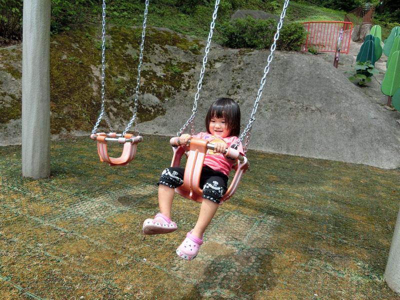 西山公園 福井 鯖江 こぱんだらんど