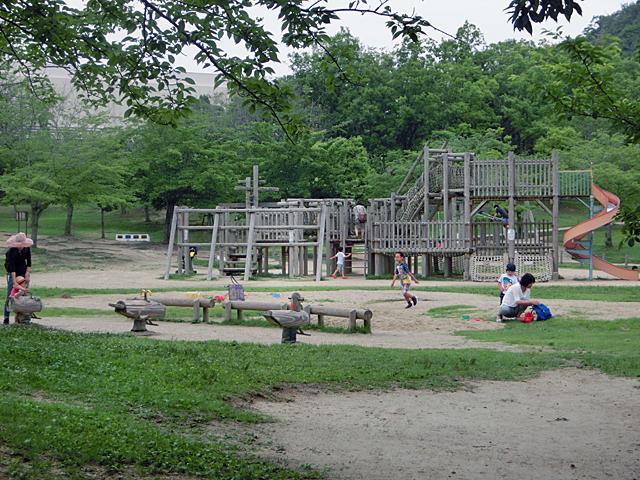 けいはんな記念公園