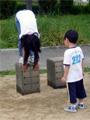 長居公園 運動