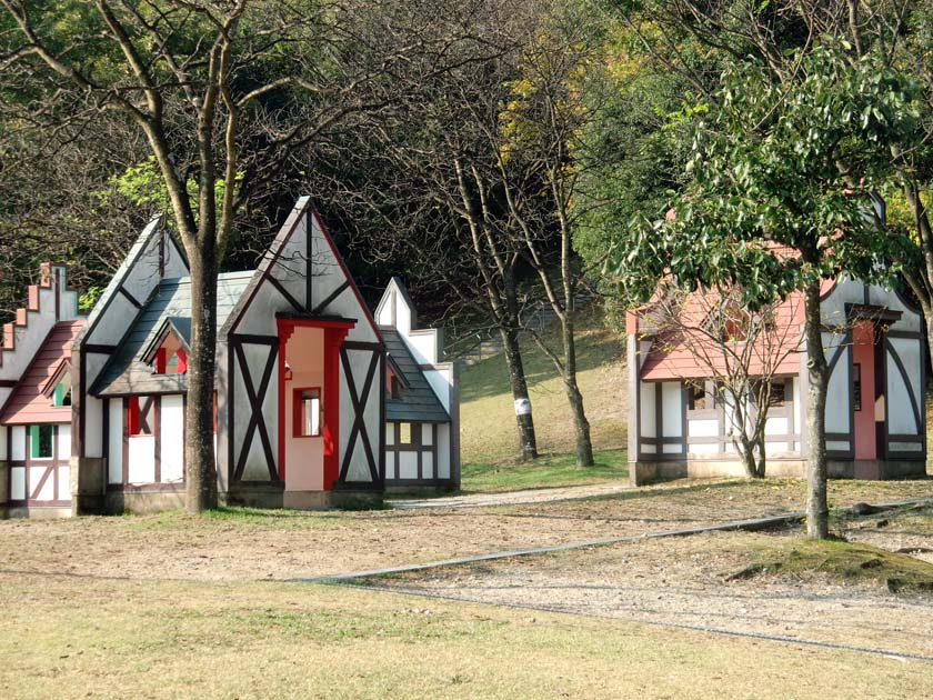 京都府立山城総合運動公園(太陽が丘) 童話の村