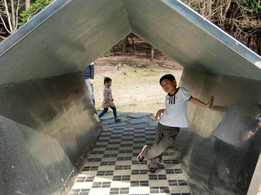 京都府立山城総合運動公園(太陽が丘) インディアン村