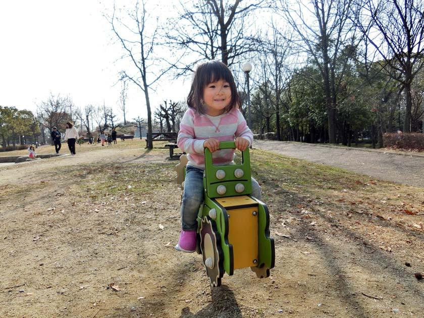 花博記念公園鶴見緑地 遊具