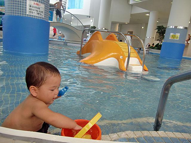アクティブハウス越前 幼児用プール