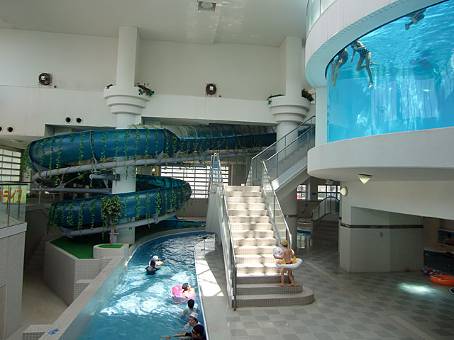 アクティブハウス越前 プール