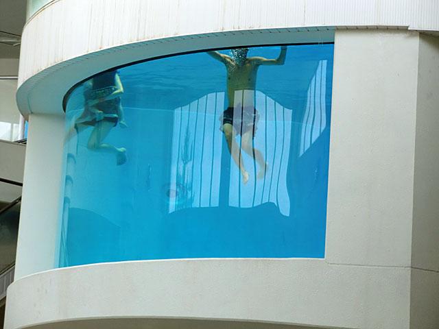 アクティブハウス越前 潜水用プール