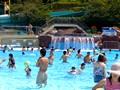 枚方公園(ひらパー)プール なぎさプール