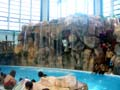 鶴見緑地プール 滝