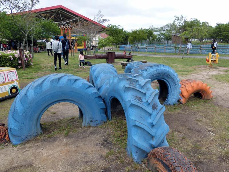 丹後王国「食のみやこ」アスレチック広場