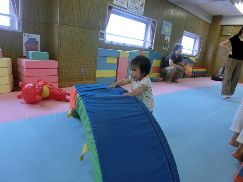 ドリーム21 のびのび広場 赤ちゃん・幼児用スペース