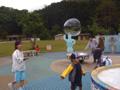 笹山チルドレンミュージアム 巨大シャボン玉