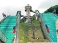 白馬 スキー ジャンプ台