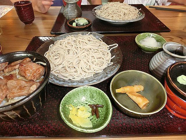 白川郷 蕎麦 脇本
